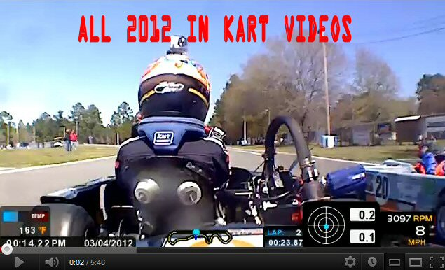 In Kart video image